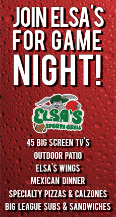 Join Elsa's for game night!